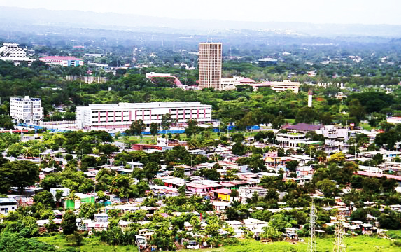 Managua Nicaragua  city images : managua is situated between lago de nicaragua and on lago managua ...